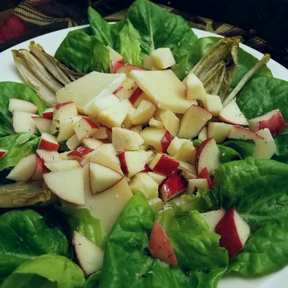 today and tomorrow endive salad