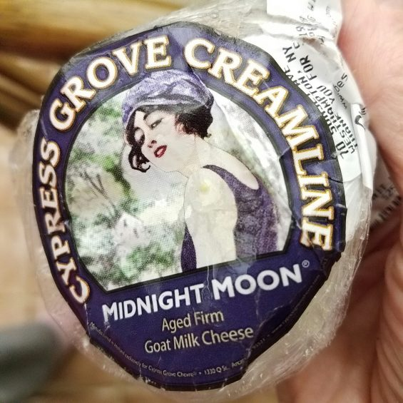 Cypress Grove Midnight Moon Cheese