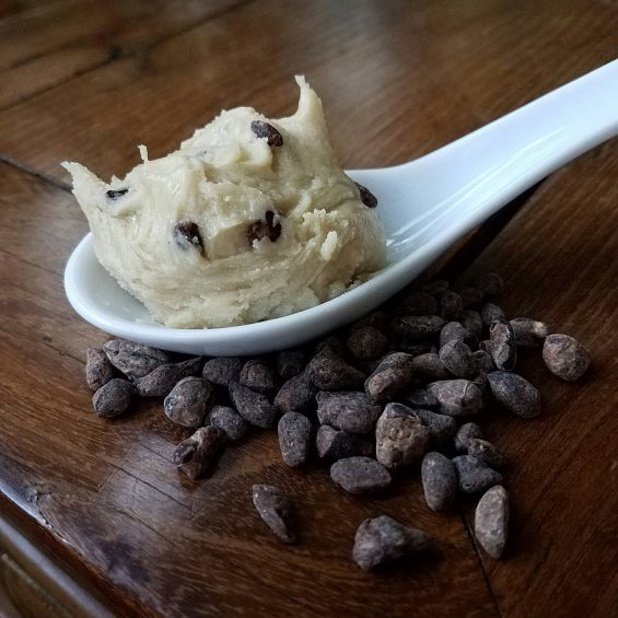 Chocolate Nip Schmookie Dough