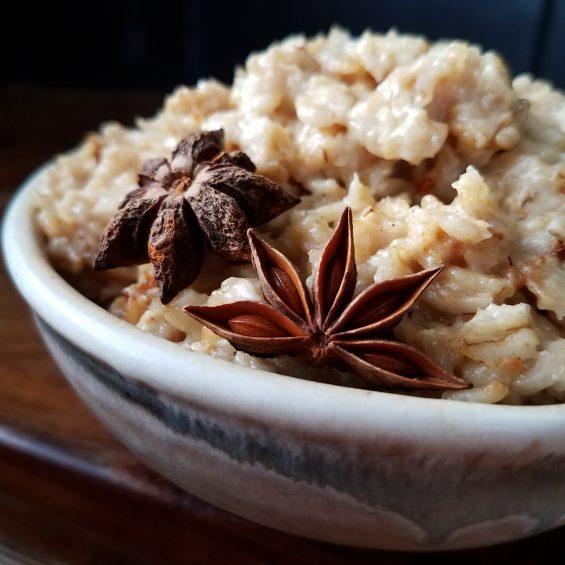 Honey Mango Oatmeal Recipe