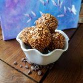 Cocoa Bliss Balls Recipe