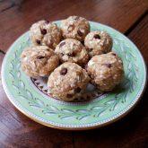 Lemony Ginger Balls Recipe