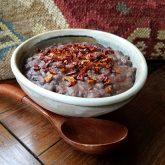 Creamy Spiced Beans