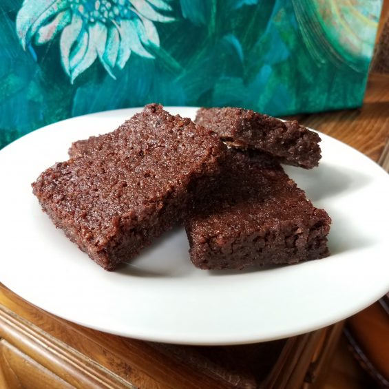 Hazelnut Brownies recipe