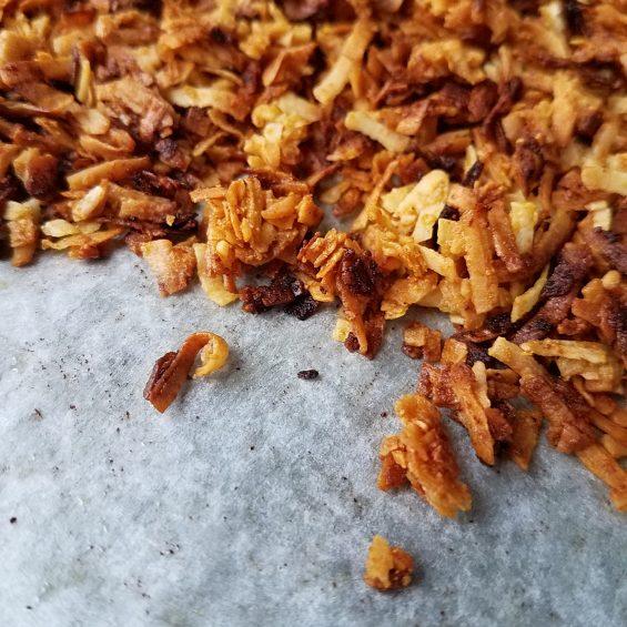 Coconut Bacun BitzRecipe