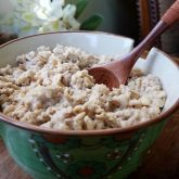 Best Oatmeal Ever (for a week)
