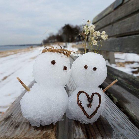 snowbabies sammie and susie