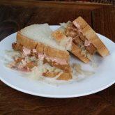Reubenish Sandwich