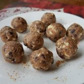 Maca Nut Crunch Truffles