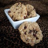 Blank Slate Mint Cacao Nibs Cookies