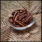 cinnamon crusted pecans recipe