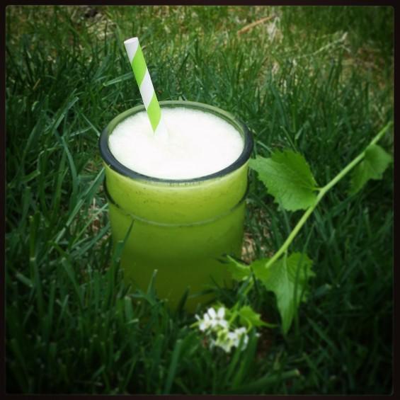 Honeydew Lime Cooler Slushie