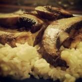 grilled portobello mushrooms 'n tofu recipe