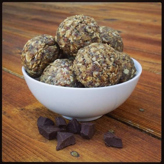 scrumptious treasure balls