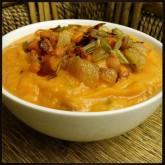 Sweet Potato Chowdah